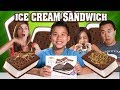 ICE CREAM SANDWICH MAKER - Flashback Week #4