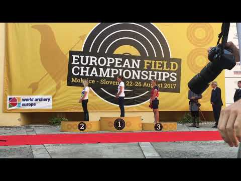 European Field Championships - Mokrice 2017 | Day 6 - Award Ceremony