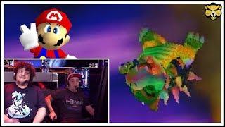 Speedrun Sessions: Simpleflips Plays Mario 64 Crowd Control!
