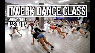 Gambar cover Daddy Yankee - Gasolina - TWERK DANCE CLASS by Yuliia Buchkovska - iLike Dance Complex