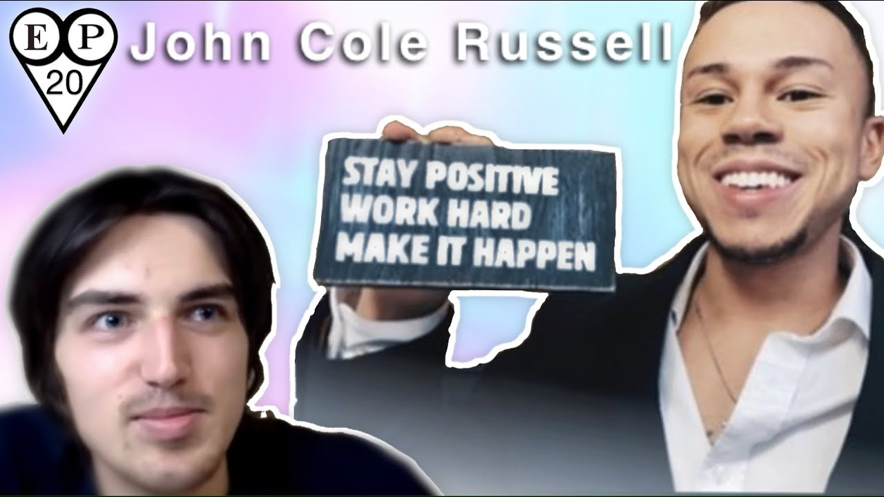 Self Help & Social Intelligence   John Cole Russell   The Information Paradise Podcast #20
