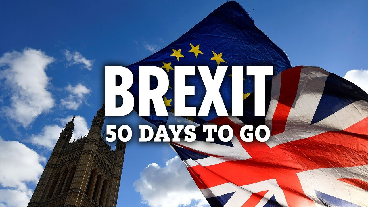 Brexit: all the key events with 50 days to go