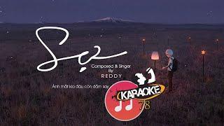 [Karaoke] Sợ - Reddy | Beat Chuẩn