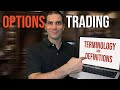 Options Trading Strategies - Terminology. Puts & Calls for Dummies