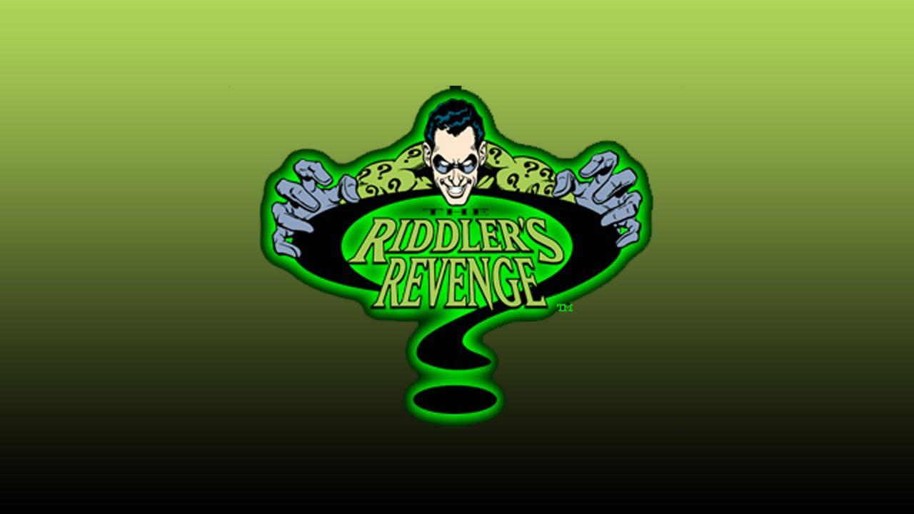 the riddler u0026 39 s revenge