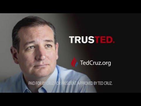 2016 Ted Cruz Campaign Ad - Jim Bridenstine Endorses Cruz