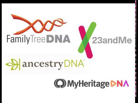Choosing a DNA Test for Family History Research
