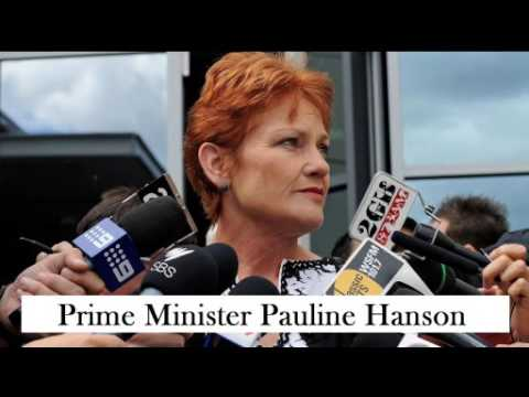 Pauline Hanson interview on 2UE's George and Paul Show 18/9/2016