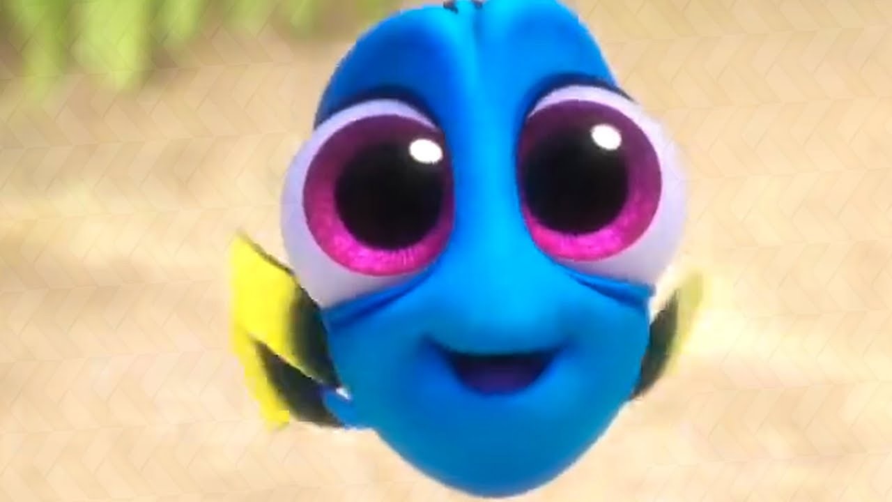 FINDING DORY All Movie Clips (2016) - YouTube