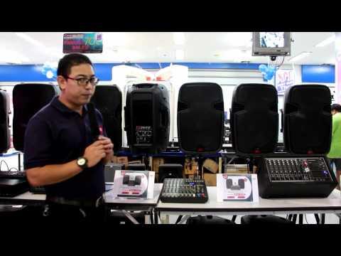 แนะนำชุดโปรโมชั่น เครื่องเสียง PA ในงาน NPE Pro Audio & Electronics Fair 2015