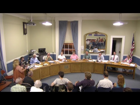 City of Plattsburgh, NY Meeting  7-27-17