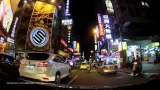 video demo camera hành trình Vico Marcus 4 buổi tối