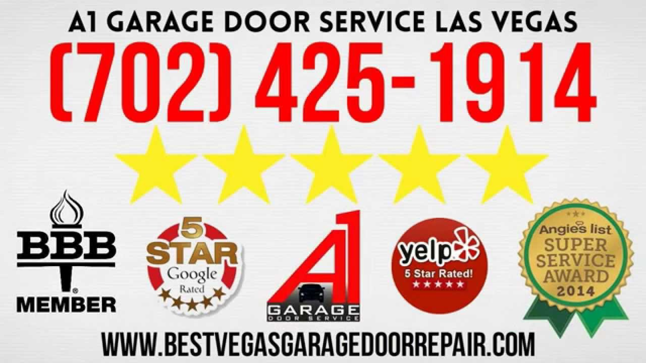 A1 Garage Door Repair Las Vegas NV
