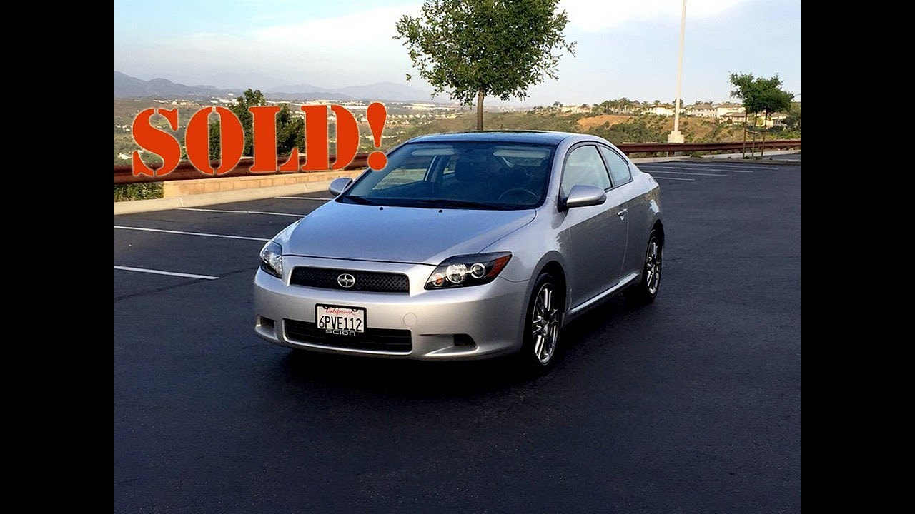 2010 Scion Tc Sporty And Reliable Toyota With Good Mpg Youtube