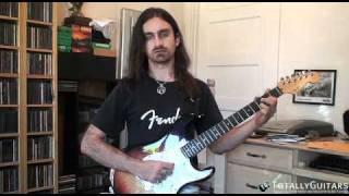 Plush Electric Guitar Lesson - Stone Temple Pilots