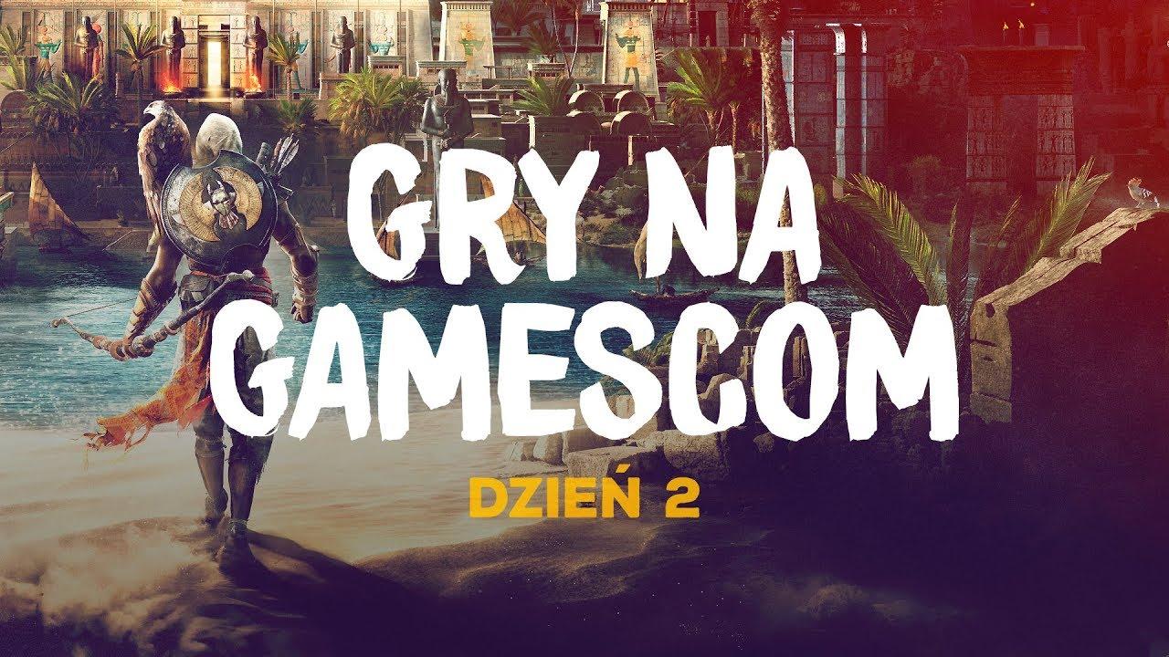 Dzień 2: Gry, w które grałem na Gamescom