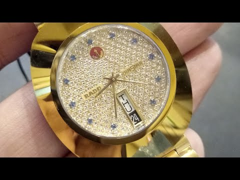 Rado Watch | Rado Diastar Watch Year 2020 | Rado Watch For Men Original Vs Fake | Watches For Men