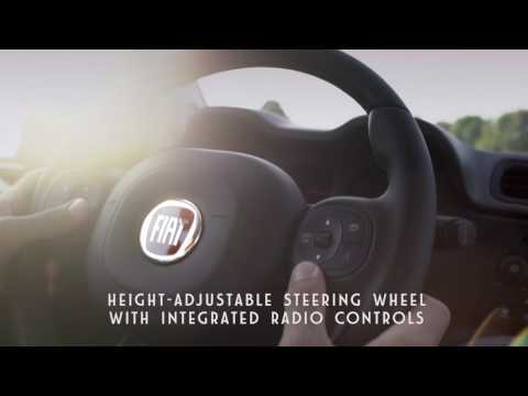 Fiat Panda – Discover its style, interior and technologies | Fiat
