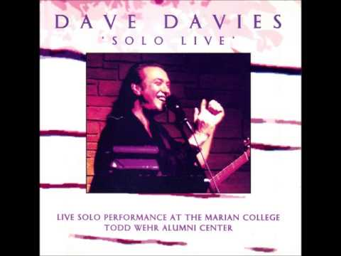Dave Davies - Solo Live - Live Solo Performance at Marian College - 1999