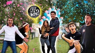 THE AWADIS FAMILY GENDER REVEAL!! *CRAZY SURPRISE*