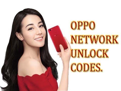 Oppo Network Unlock Code : Oppo Free Network Unlock By Dial Master Code