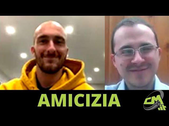 Dai primi calci alla Serie A: Luca Caldirola e la storia di un'amicizia