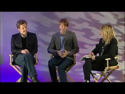Colin Firth & Tom Hooper: The King's Speech Interview