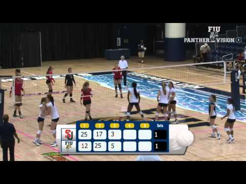 FIU Volleyball vs. Seattle