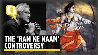 Even Non-BJP States Fear Screening 'Ram Ke Naam': Anand Patwardhan | The Quint