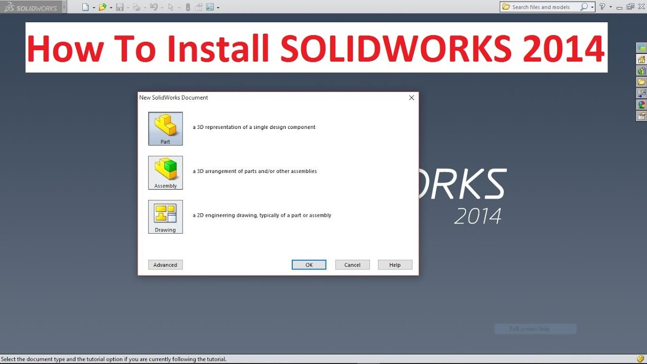 how to install solidworks 2014 in window 10 youtube rh youtube com solidworks enterprise pdm 2014 installation guide SolidWorks 2014 Release Date