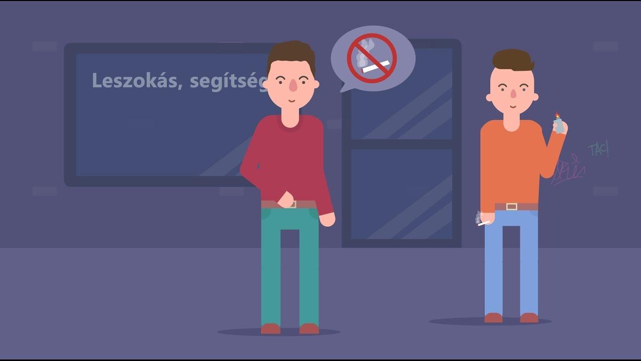 a dohányzás betegségének veszélyeiről videó online hogyan lehet leszokni a dohányzásról