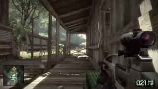 Battlefield Bad Company 2 HD Gameplay