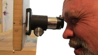 How to Make a Reflector Telescope Part 1