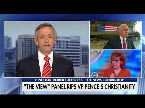 Fox Snowflakes Triggered By The View Calling Fundamentalists 'Mentally Ill'