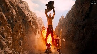 Mad Max: Fury Road (2015) - Back to the Citadel - Part 4 (9/10) [4K]