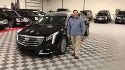 2018 Cadillac XTS, Six Door Limousine by Eagle/Federal