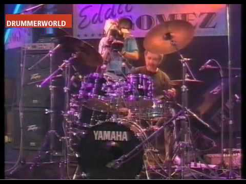 STEVE GADD: Powerplay: DRUM SOLO