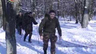 Az 54-es Kihívása Télen - Túlélő verseny - Bakony - 2010.01.27