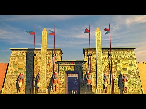 Luxor Temple (A guide for Visitor & Student)