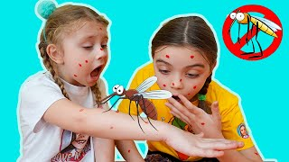 Melissa si Tantarul Obraznic !! Istorioara Amuzanta pentru Copii