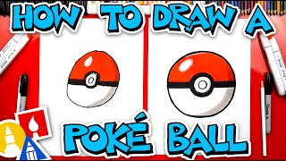 How To Draw A Pok Ball From Pokmon