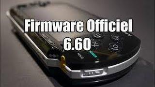 Mettre sa psp à jour avec le FIRMWARE 6.60.
