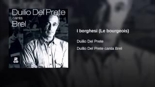 I borghesi (Le bourgeois)