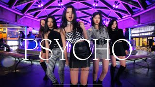 Gambar cover [KPOP IN PUBLIC CHALLENGE] Red Velvet (레드벨벳) – 'Psycho' Dance Cover by FDS(Vancouver)