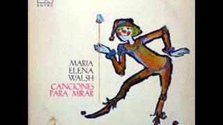 La hormiga Titina, María Elena Walsh