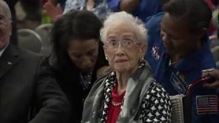 Katherine Johnson Research Facility Opened