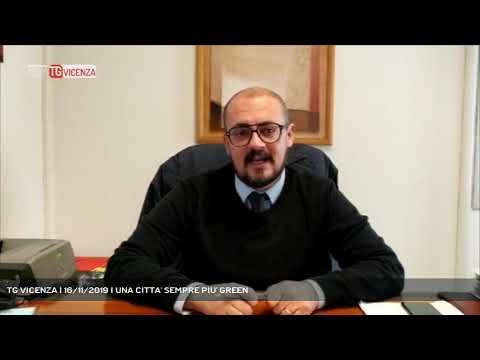TG VICENZA | 16/11/2019 | UNA CITTA' SEMPRE PIU' G...