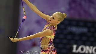 2014 Rhythmic Worlds, Izmir (TUR) - Finals  clubs and ribbon