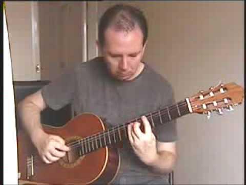 chi mai - ennio morricone - guitar
