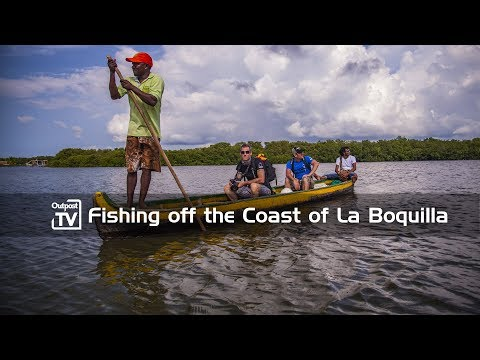 [opXpeditions] Colombia, Ep6: Fishing off the Coast of La Boquilla